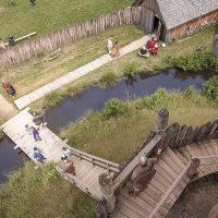 Geschichtspark-Motte