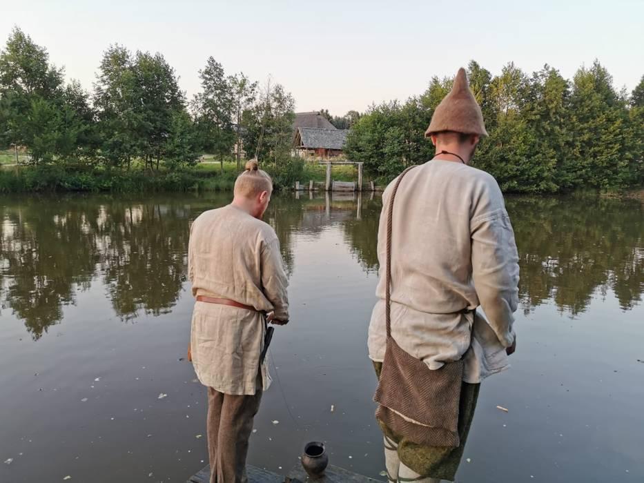 Thementag: Fischfang im Mittelalter