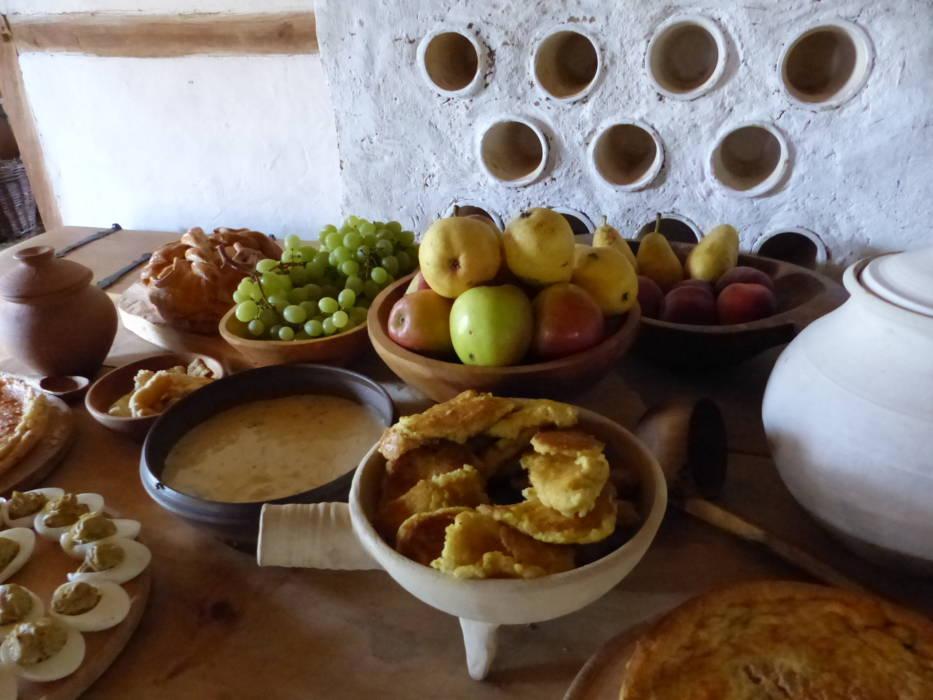 Küchenmeisterey – Mittelalterliche Küche