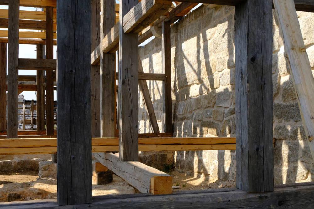 Handwerkskurs: Schnupperkurs Mittelalterliche Baustelle